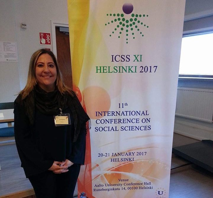 Near East University was represented at the 11th International Conference on Social Sciences (ICSS) by Assoc. Prof. Dr. Nur Köprülü that attended the conference with a special presentation at the opening ceremony