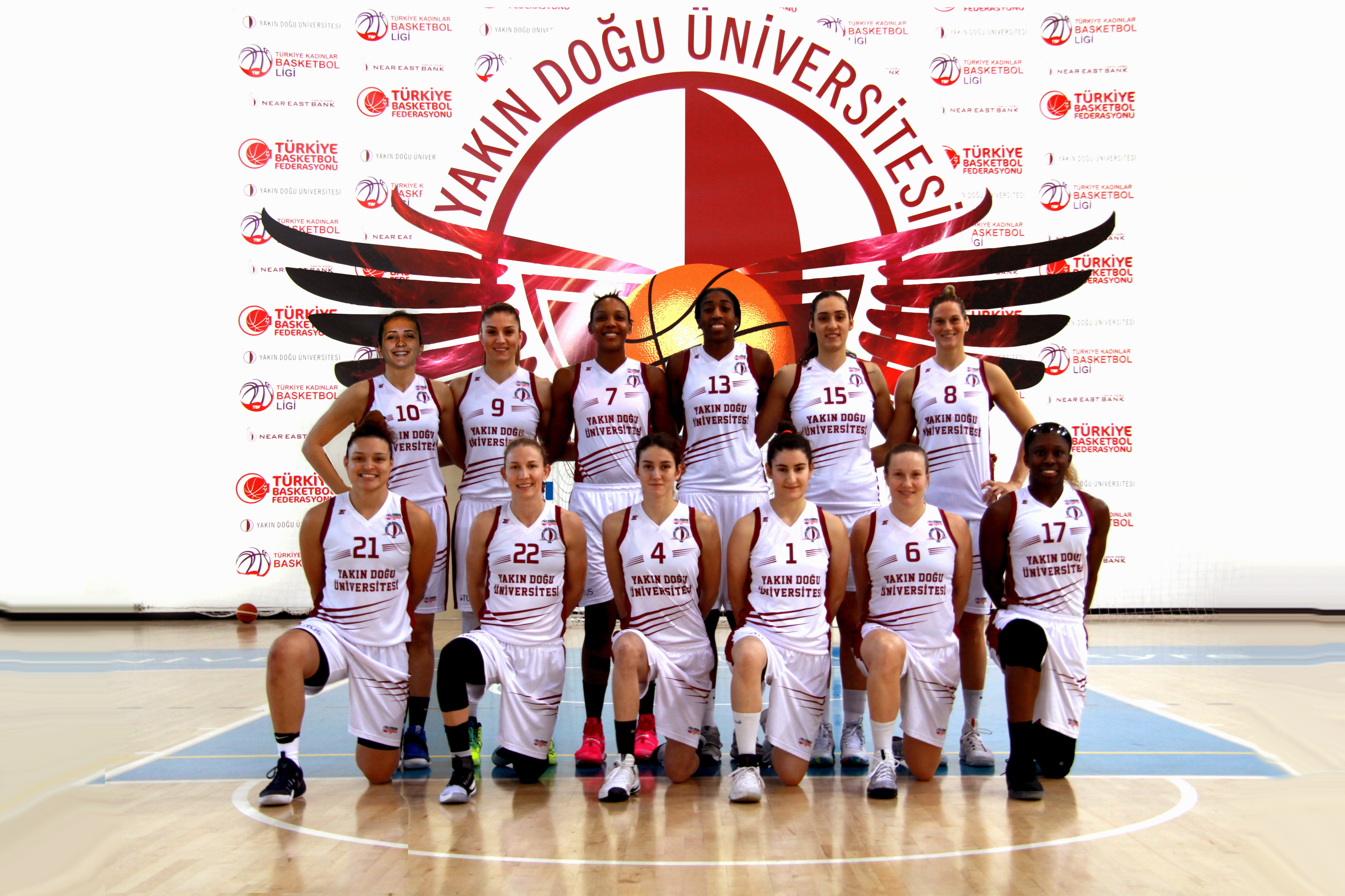 Near East University's Challenge In Women's Turkey Cup begins