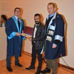 Yakın Doğu Üniversitesi Beden Eğitimi Spor Yüksekokulu Mezunları Diplomalarını Aldı