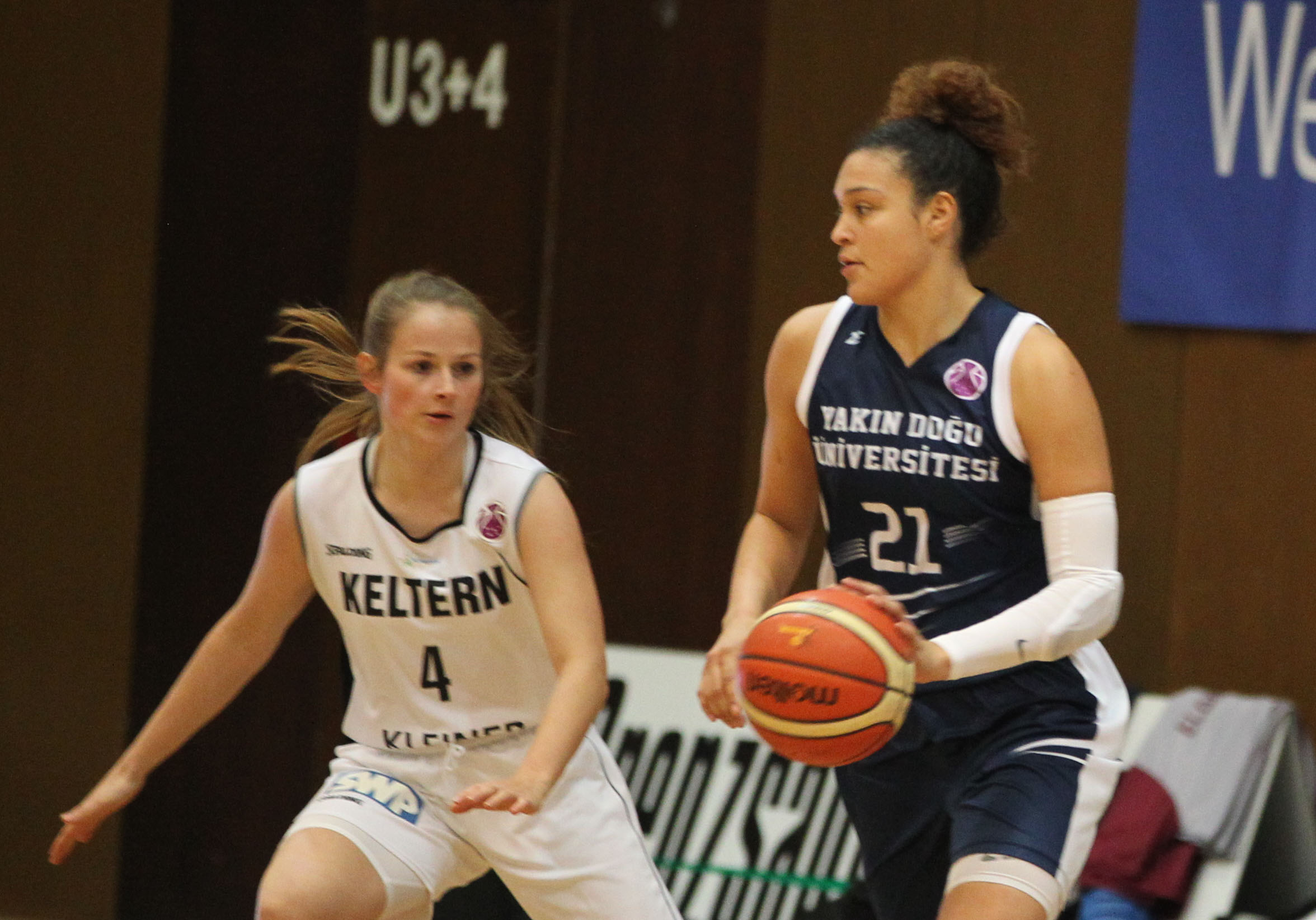 Near East's Ambition Defeats Germans… Rutronik Stars Keltern 62 – 76 Near East University