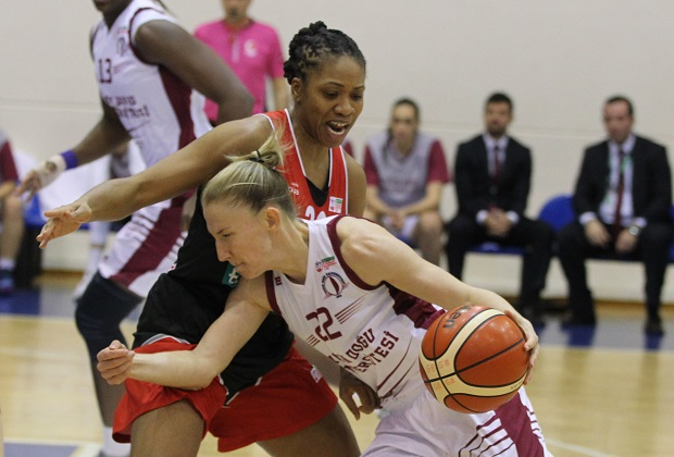Near East University takes the lead of Turkish Women's Basketball League…. Near East University: 79 – Bellona AGÜ: 72