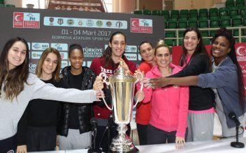 Near East University is facing Galatasaray for Women's Turkey Cup Quarter-Final