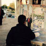 Yakın Doğu Üniversitesi Türk Dünyası Sanat Çalıştayına Katıldı