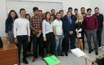 Yakın Doğu Üniversitesi Adalet Meslek Yüksekokulu Öğrencileri Halepli Çocukları Unutmadı