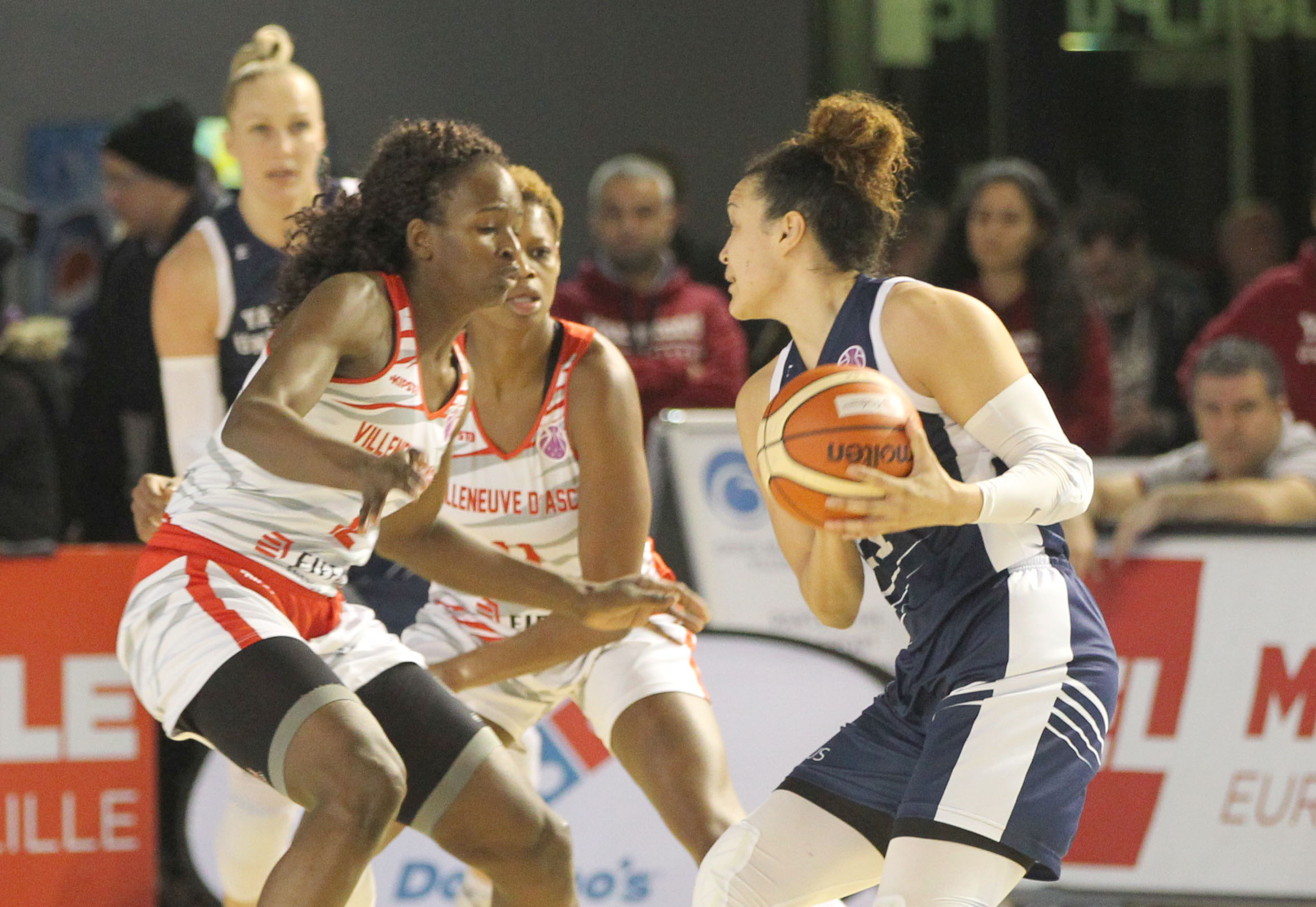 By winning in France, the Near East University left the door ajar for the EuroCup Semi-Final