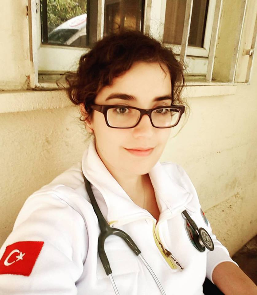 Elected Doctor of the Year in Turkey