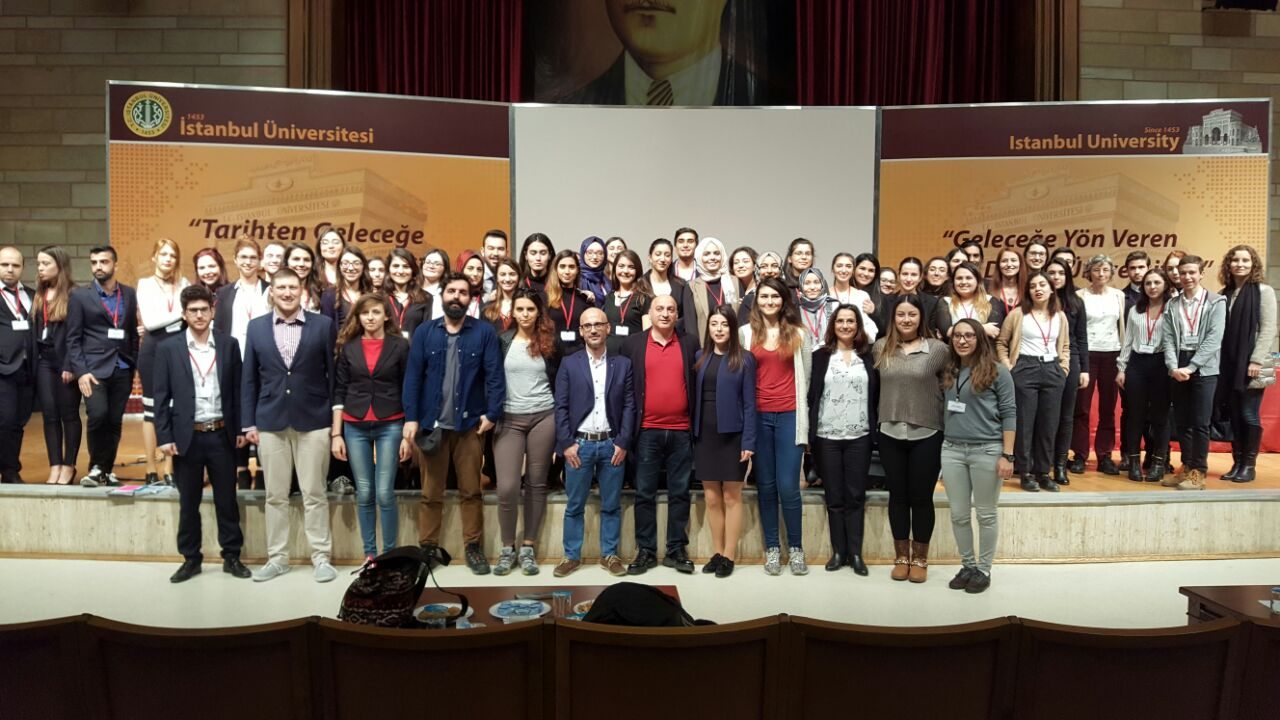 Prof. Dr. Nedime Serakıncı participated in the International Molecular Biology and Genetics Winter School