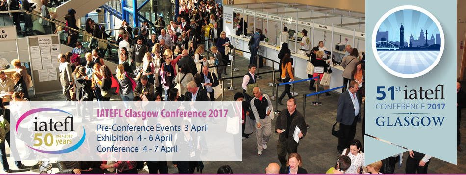 Near East University English Preparatory School is at IATEFL Conference 2017 Glasgow