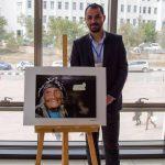 """""""KADRAJ"""" İsimli Fotoğraf Sergisi Yakın Doğu Üniversitesinde Açıldı"""