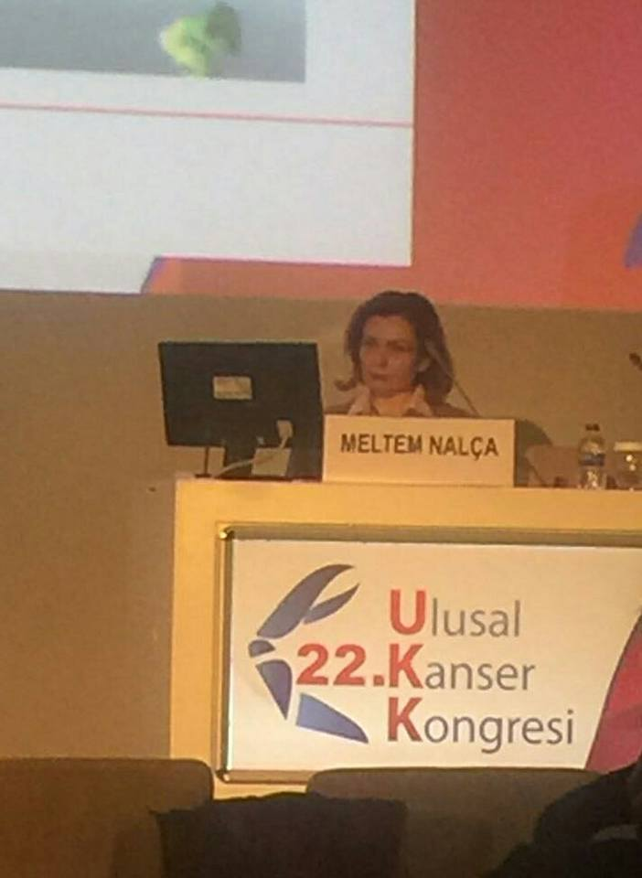 The 22nd National Cancer Congress hosted by the Turkish Radiation Oncology Association, the Turkish Pediatric Oncology Group and the Turkish Medical Oncology Association in Antalya
