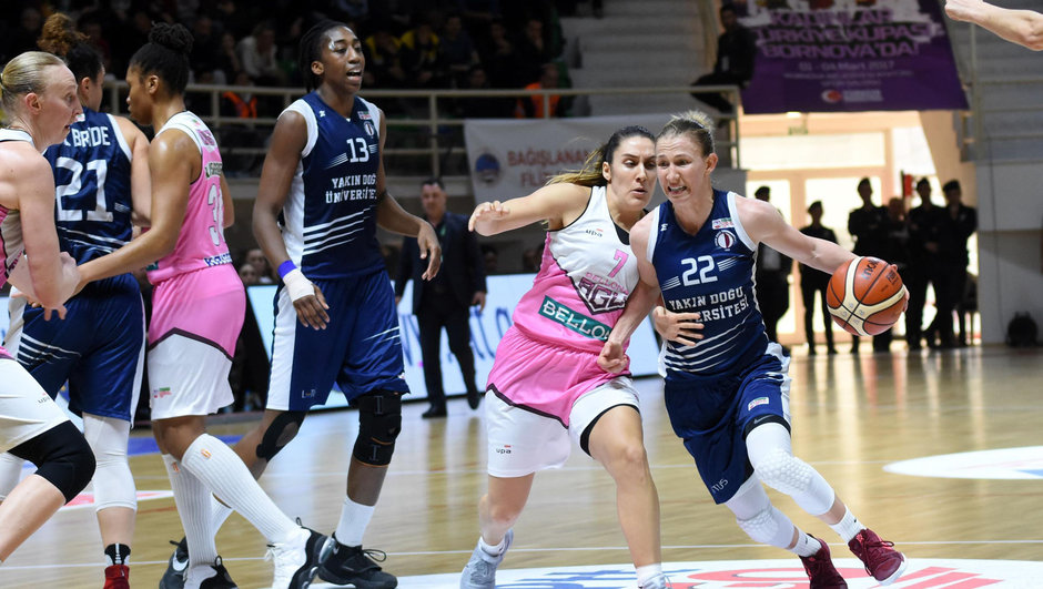 The First Step towards the Championship in FIBA Women EuroCup