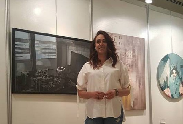 Fatma Miralay represented Near East University at ICES-UEBK 2017 International Exhibition