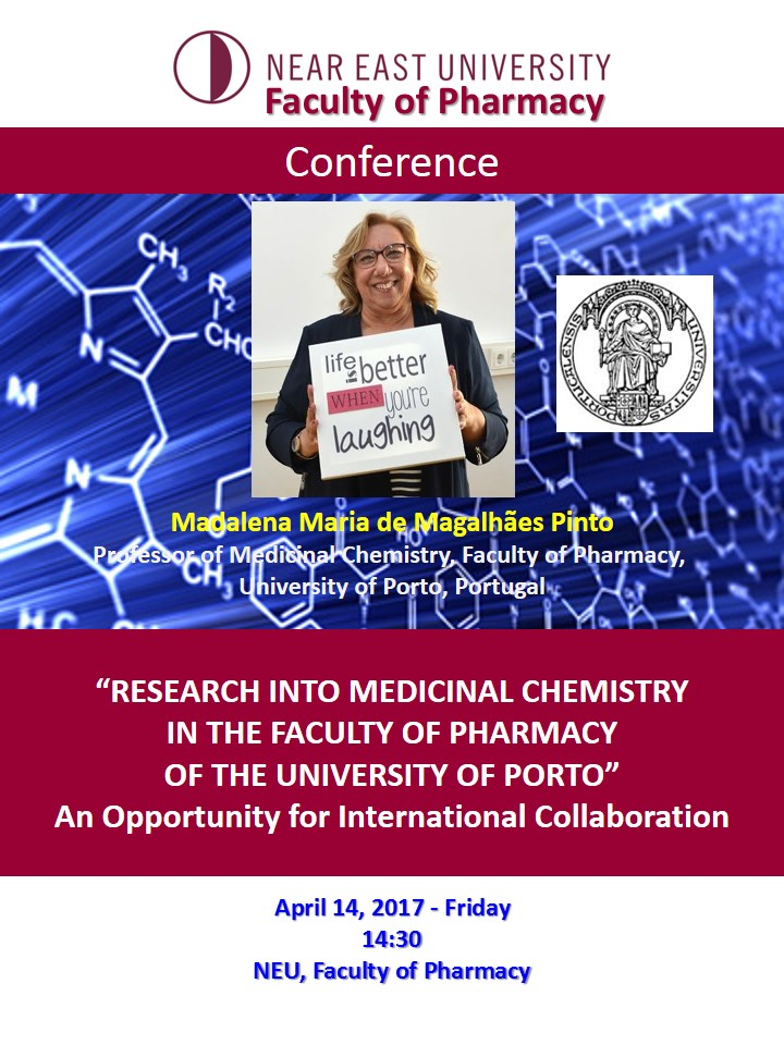 """Research Into Medicinal Chemistry In The Faculty of The University of Porto"" Conference"
