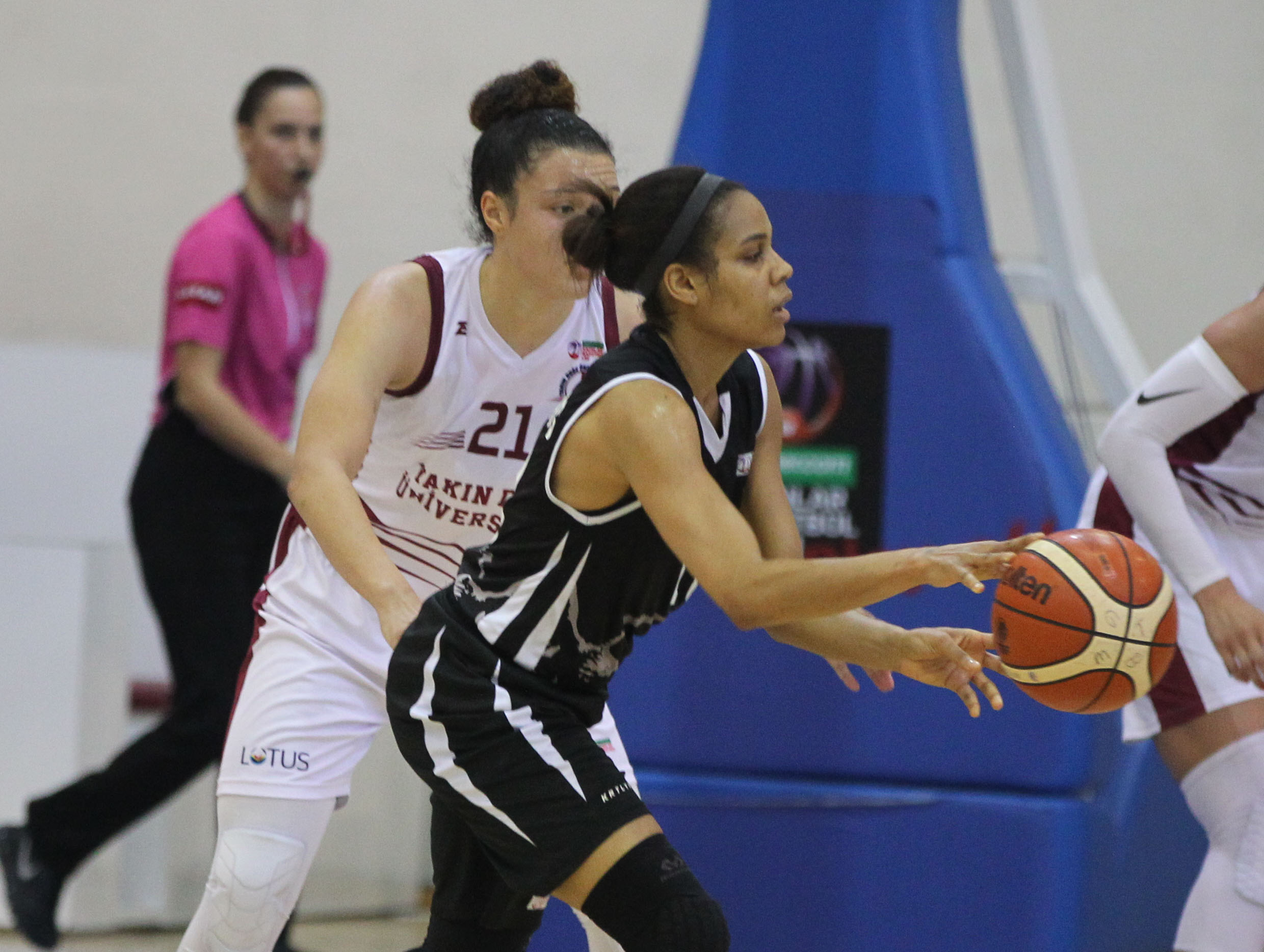 Carry over the one … Near East University: 76 – Beşiktaş: 62