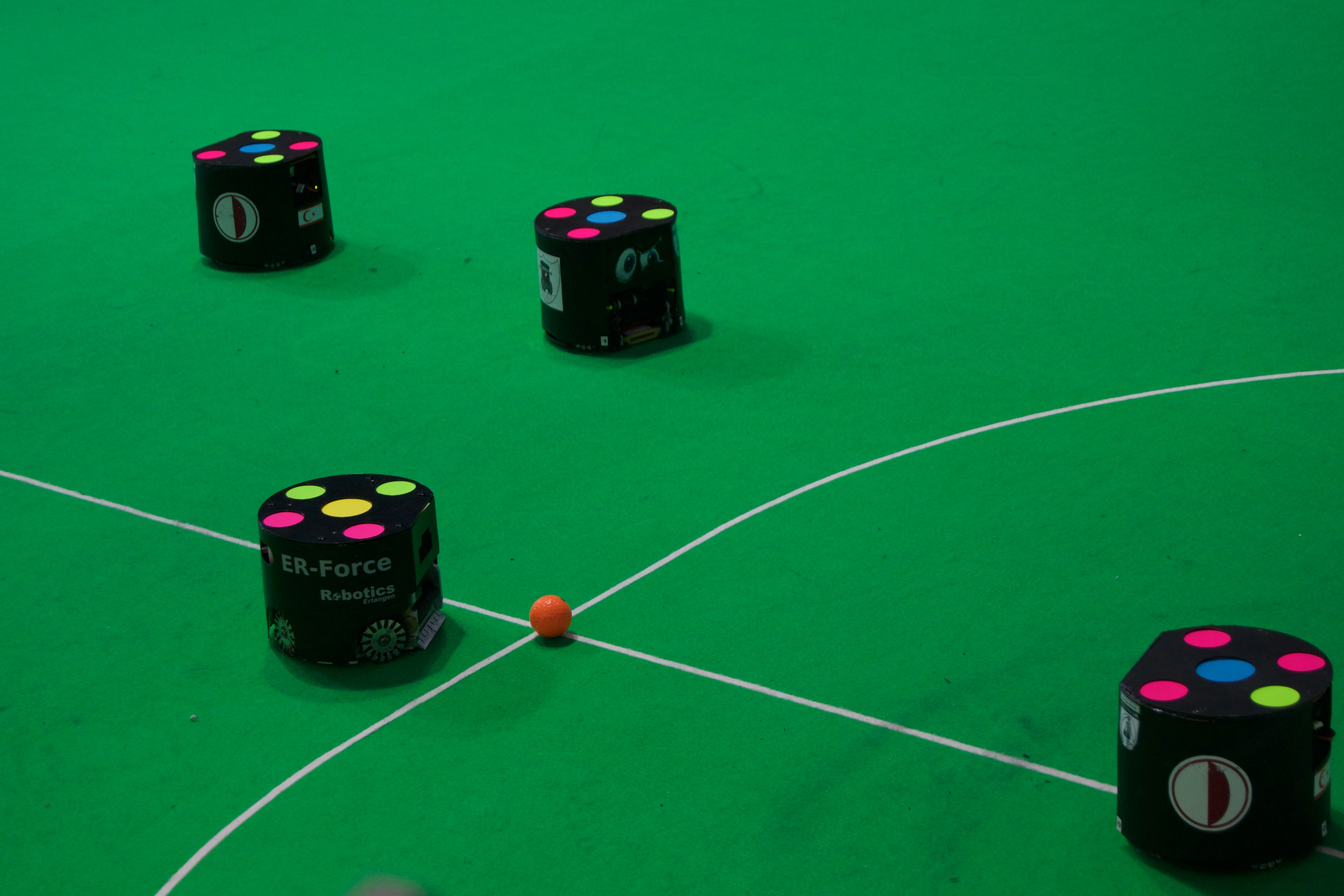 NEU Islanders, the robotic soccer team of the Near East University, will compete in the World RoboCup for the 6th time