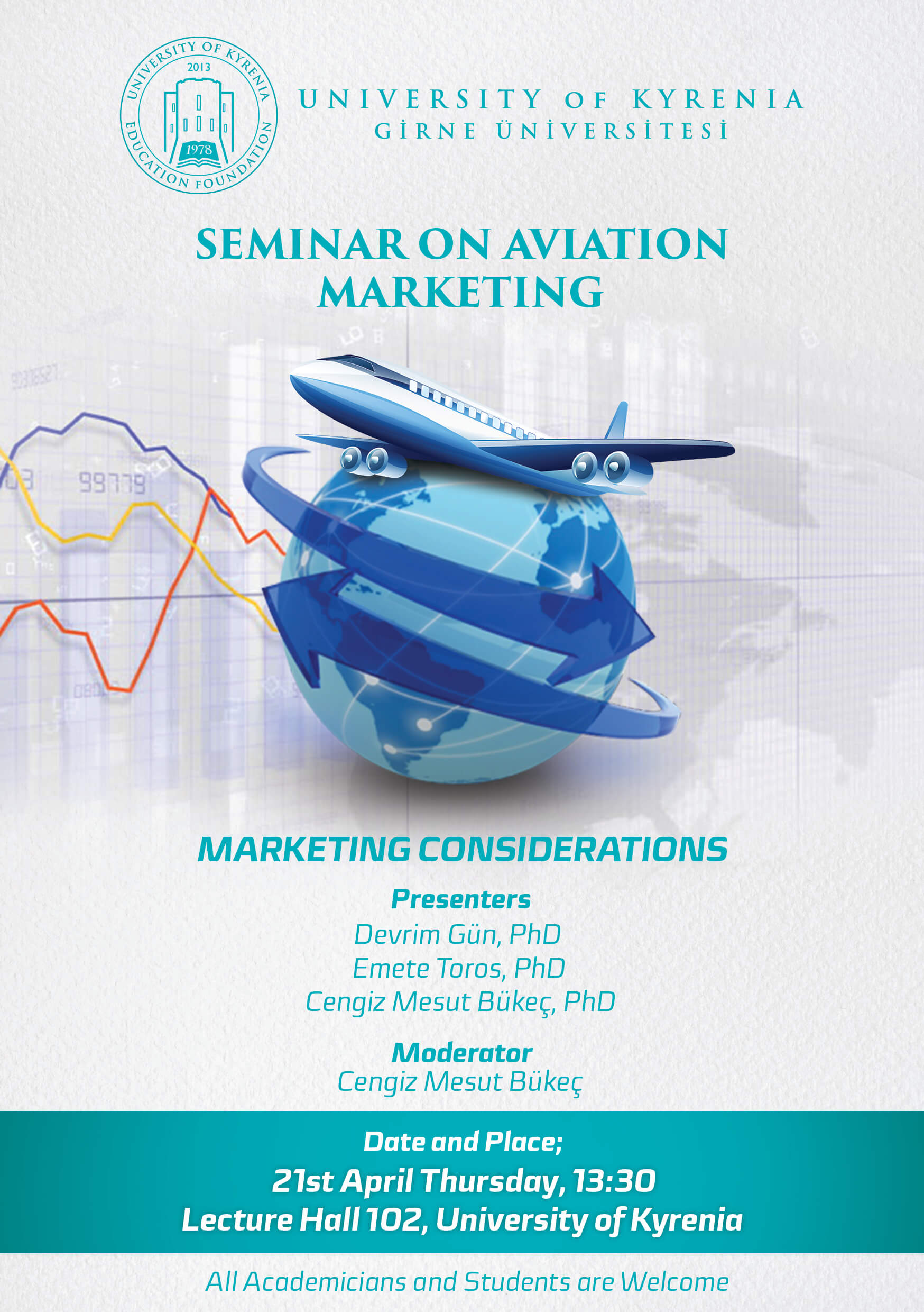 Seminar on Aviation Marketing