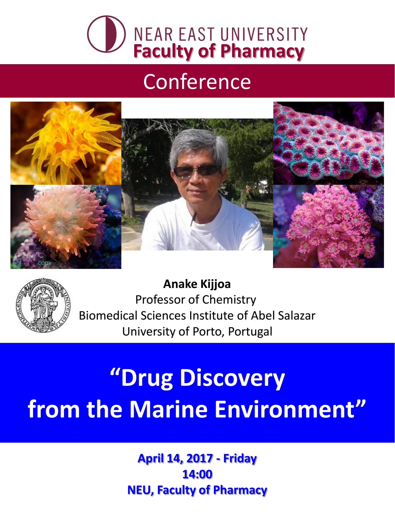 """Drug Discovery From The Marine Environment"" Conference"