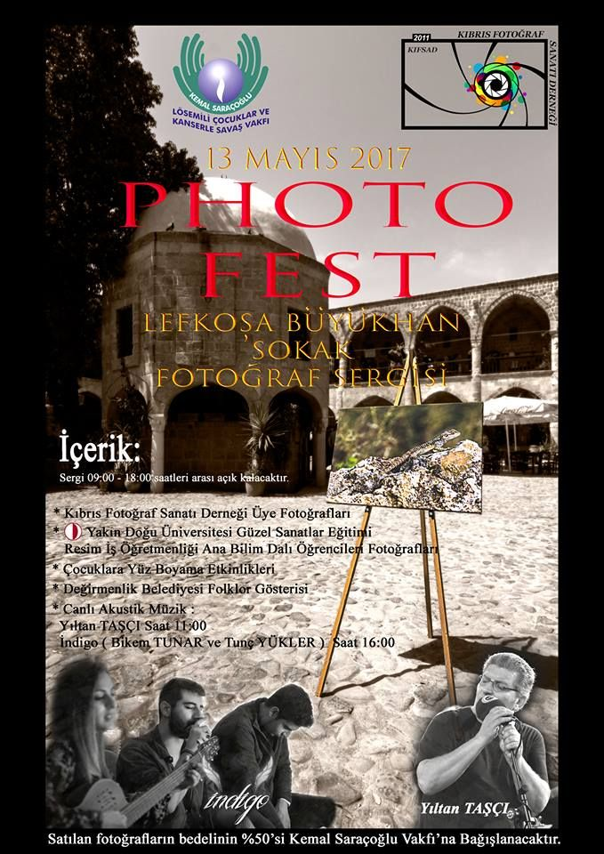 PHOTO FEST Photography Exhibition by Cyprus Photographic Arts Association and  Department of Fine Arts Education and Painting Teaching