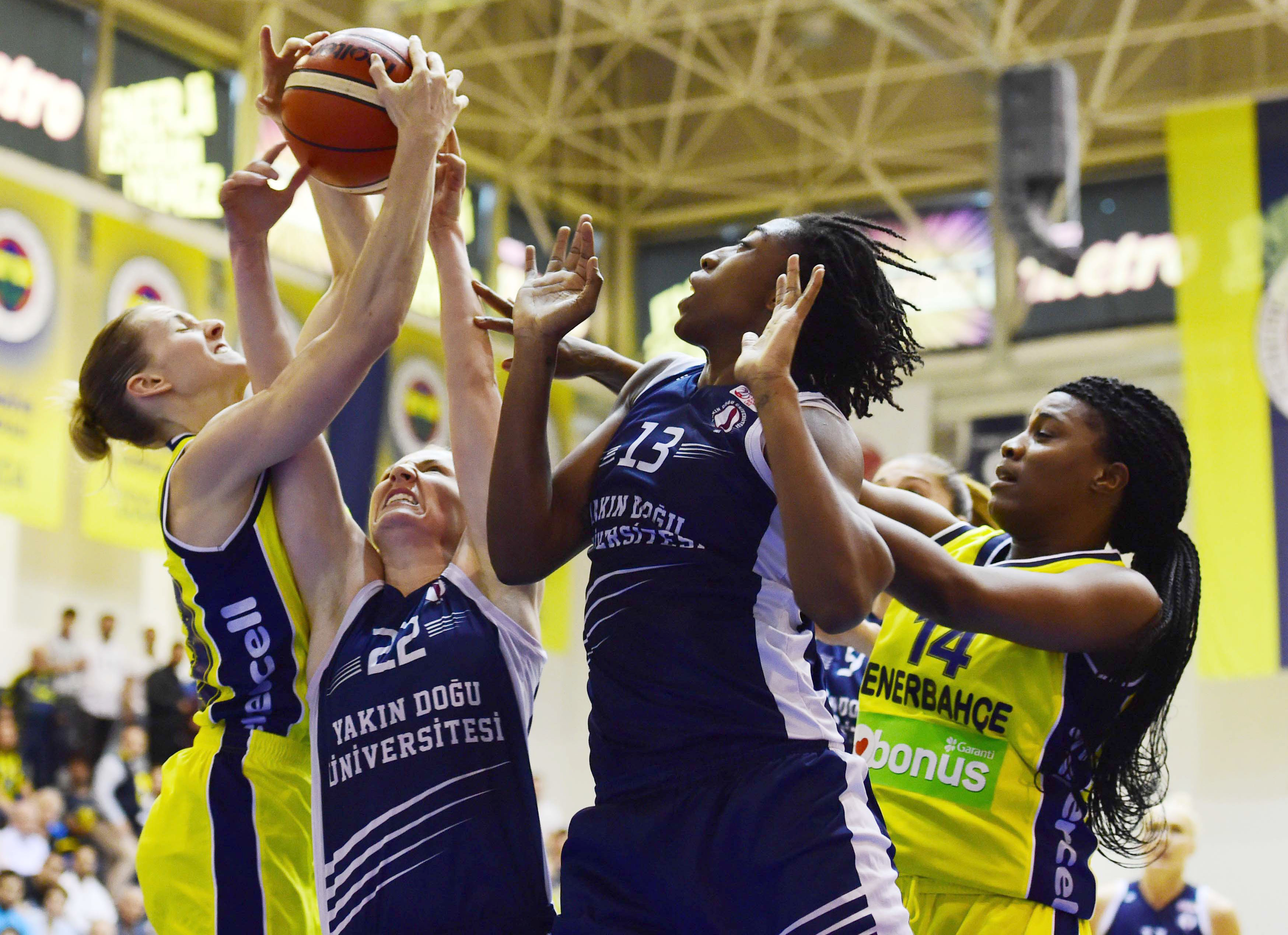 Basketball Final Excitement Continues … Fenerbahçe – Near East University