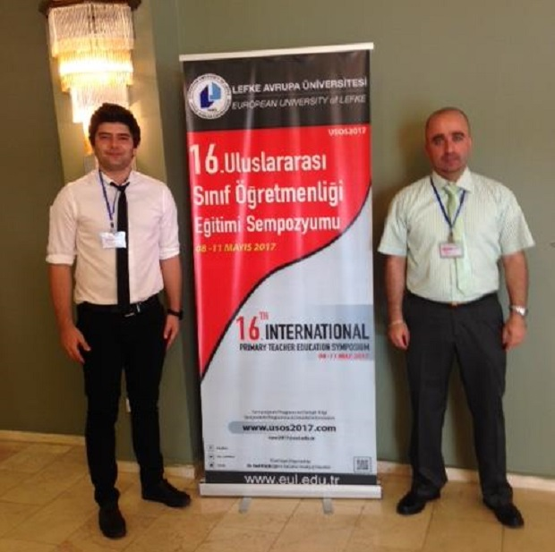 Near East University  represented in 16th International Classroom Teaching Education Symposium