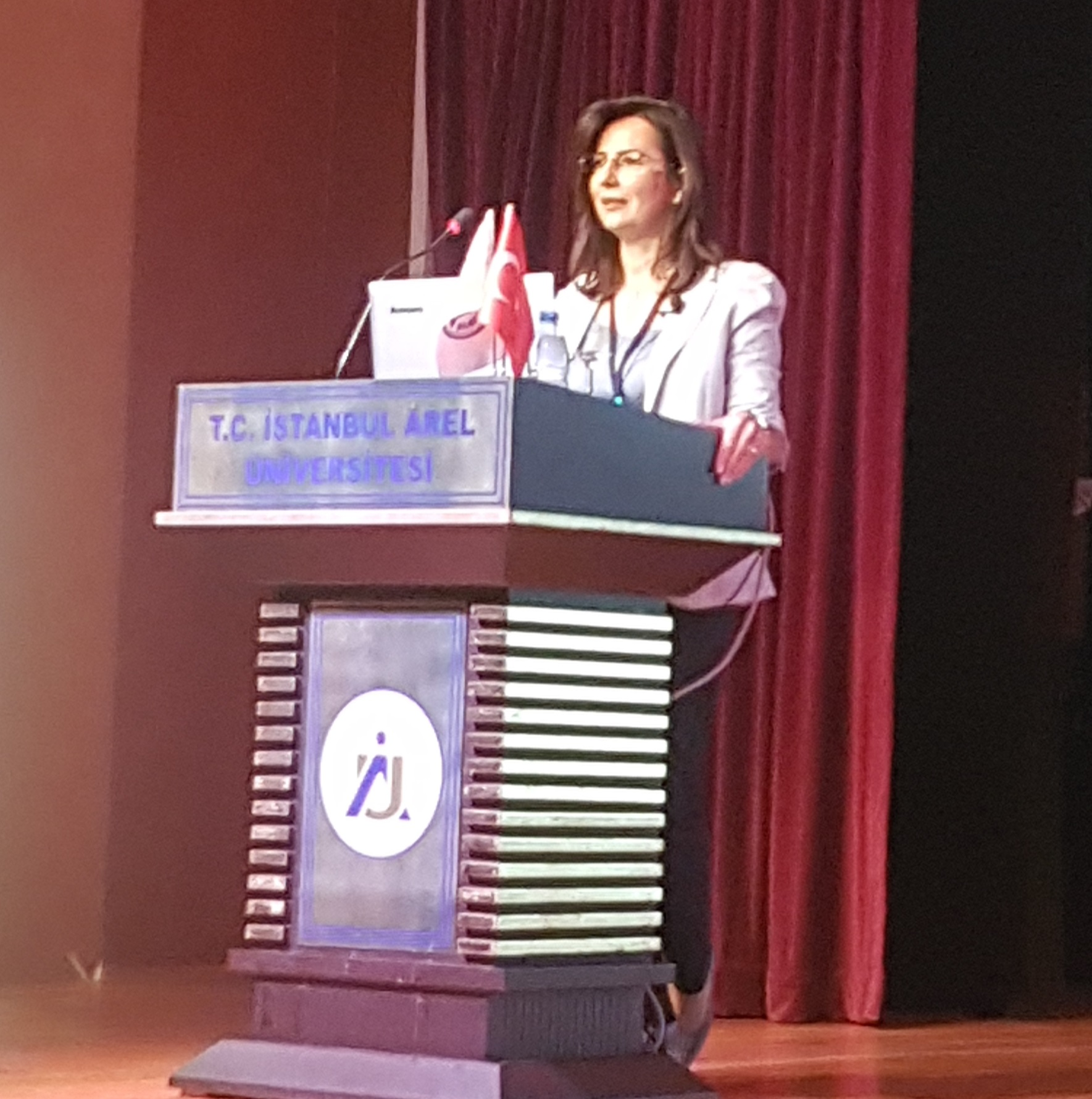 Near East University Academic Member Prof. Dr. Nedime Serakıncı presented her work on Stem Cells and Cancer in a Congress in Istanbul
