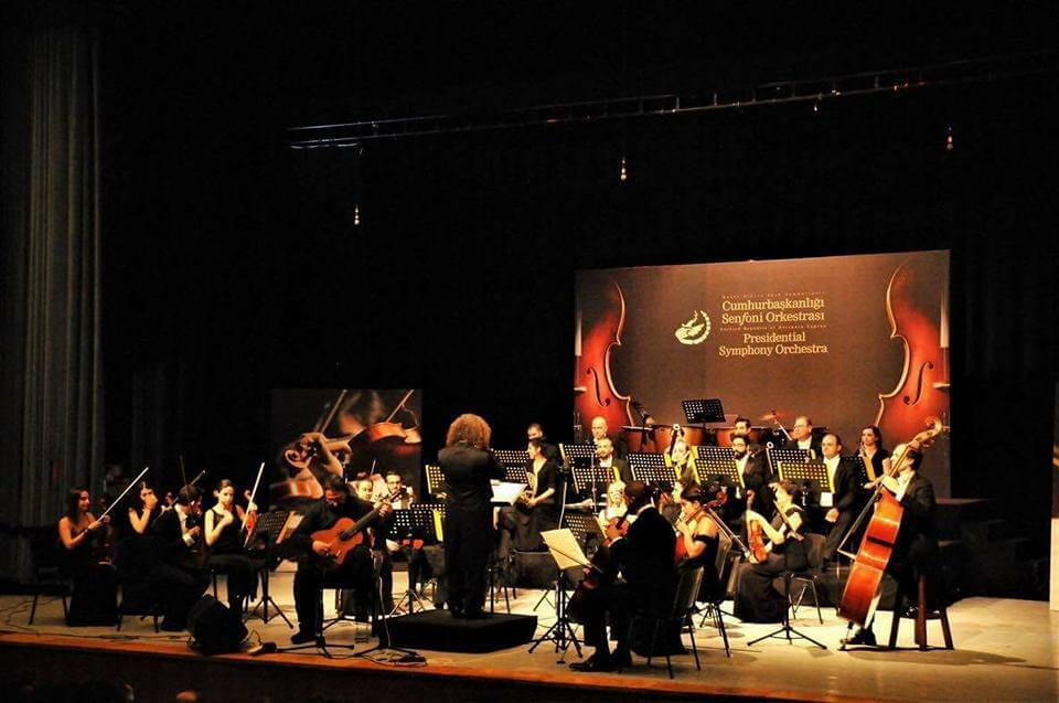 The Success of the 1st International Guitar Festival of Near East University has made its mark in Turkey and other countries