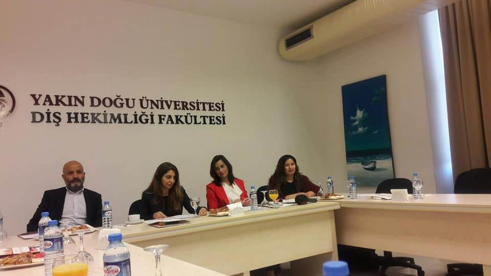 'Quality Management in Higher Education and Barrier-Free Campus' meeting held at Near East University
