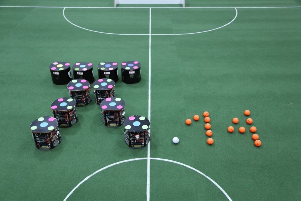 The opponents of NEUIslanders, the robotic soccer team of the Near East University, have been announced