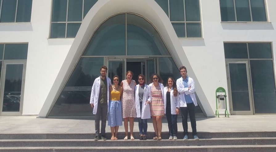 More and more Medical Students in Turkey prefer Near East University to carry out their research