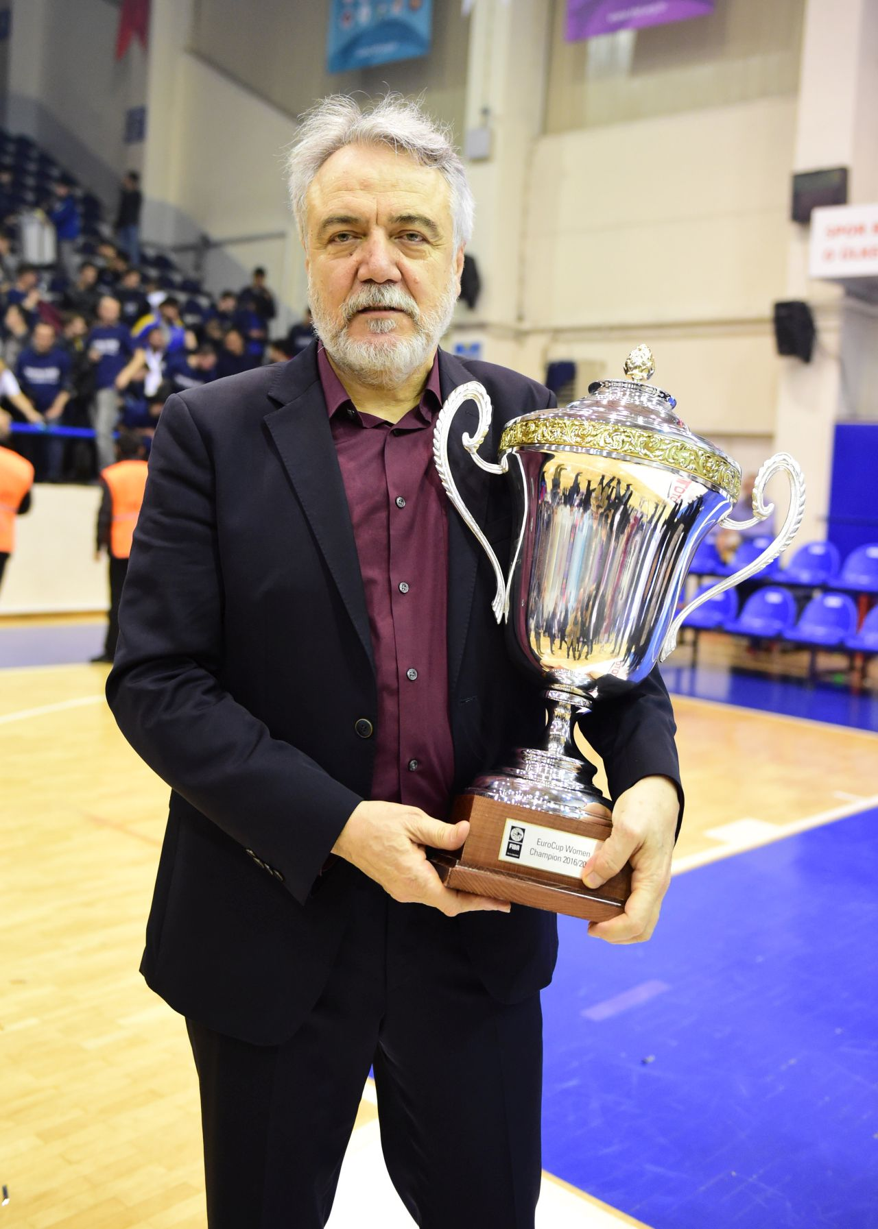 "As a rehearsal for Eueroleague, ""International Dr. Suat Günsel Basketball Cup"" Tournament is being held"