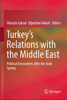 "Editted by Assoc. Prof. Dr. Hüseyin Işıksal, lecturer at Near East University, the book titled ""Turkey's Relations with the Middle East: Political Encounters after the Arab Spring"" was published by Springer, which is one of the world's leading publishing organizations"