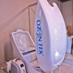 Ozon Sauna (Sıcak Hava Terapisi)