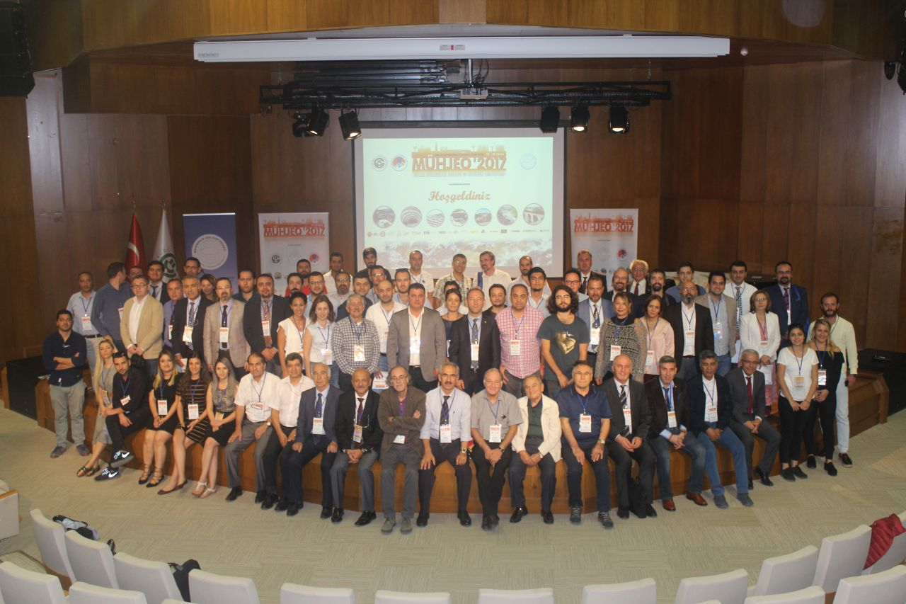Near East University was represented at the 2nd National Symposium on Engineering Geology and Geotechnics