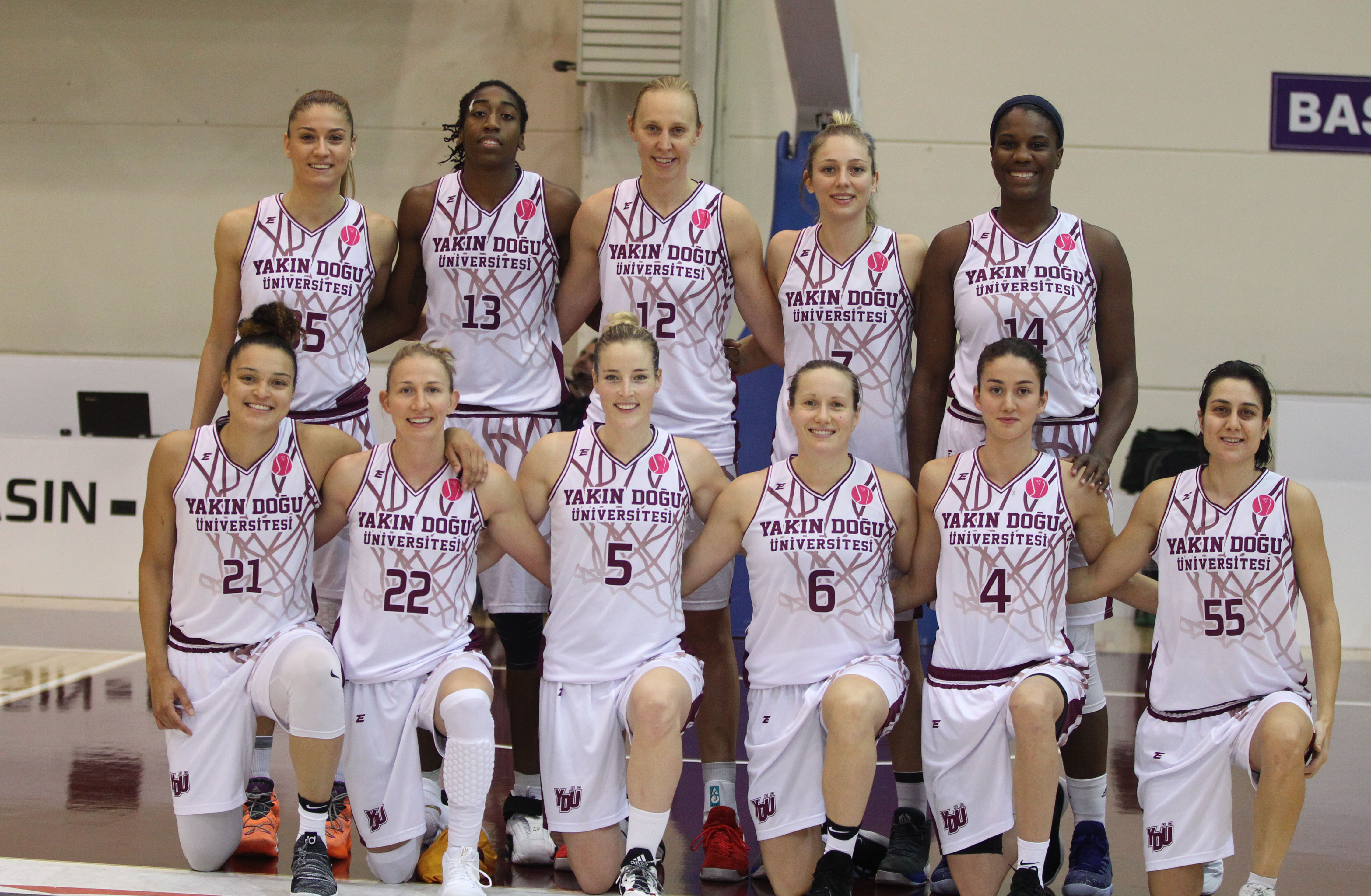 The fifth game-week excitement in FIBA EuroLeague Women…Near East University vs Wisla CANPACK