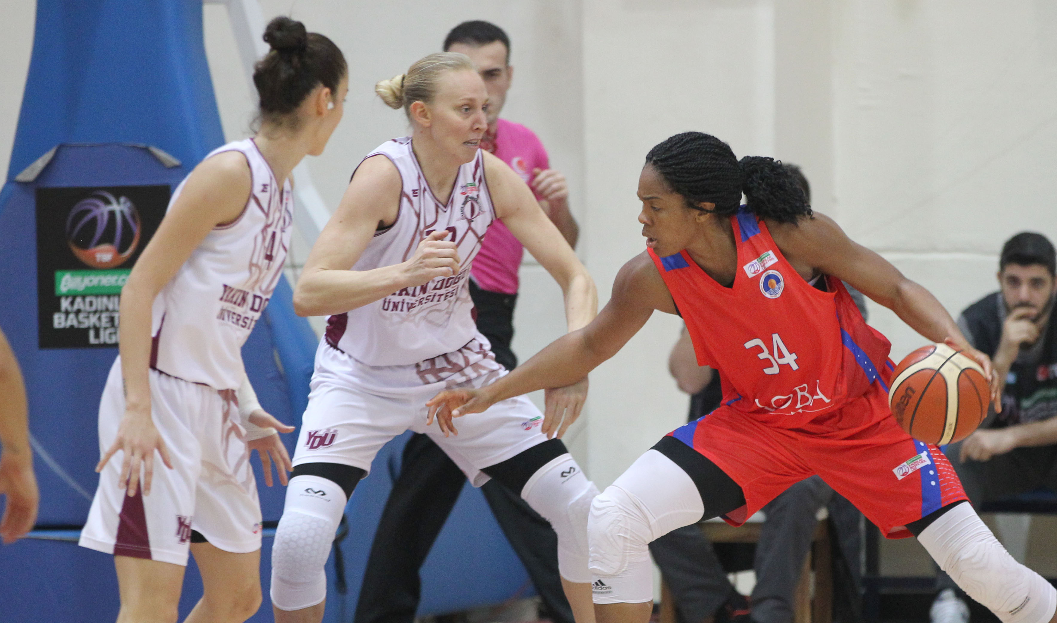 Near East University is moving forward in the league with success…Near East University: 89 – Mersin BŞB: 75