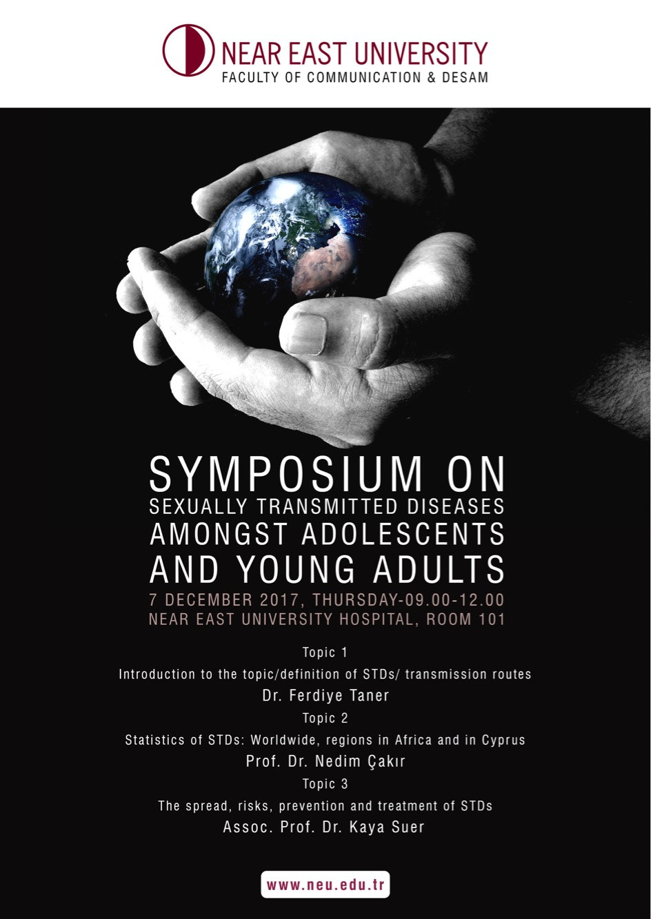 Symposium: Sexually Transmitted Diseases Amongst Adolescents and Young Adults