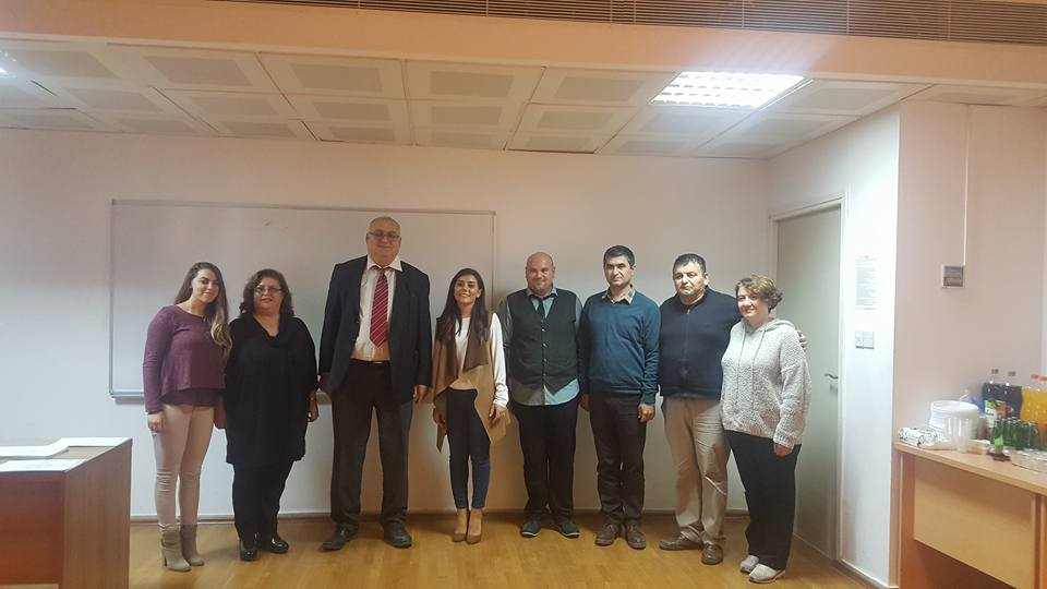 "Department of Preschool Teaching of Atatürk Faculty of Education of Near East University organized educational program on ""Lines and Letters"" for teacher candidates"