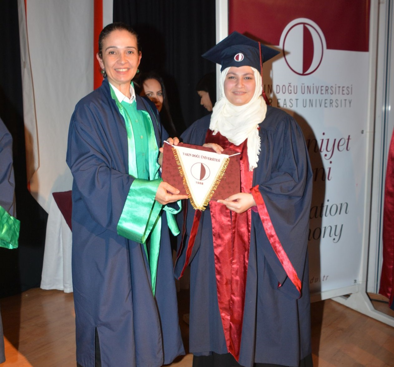 Faculty of Economics and Administrative Sciences 2017 – 2018 Fall Semester Graduation Ceremony Was Held With Intensive Participation