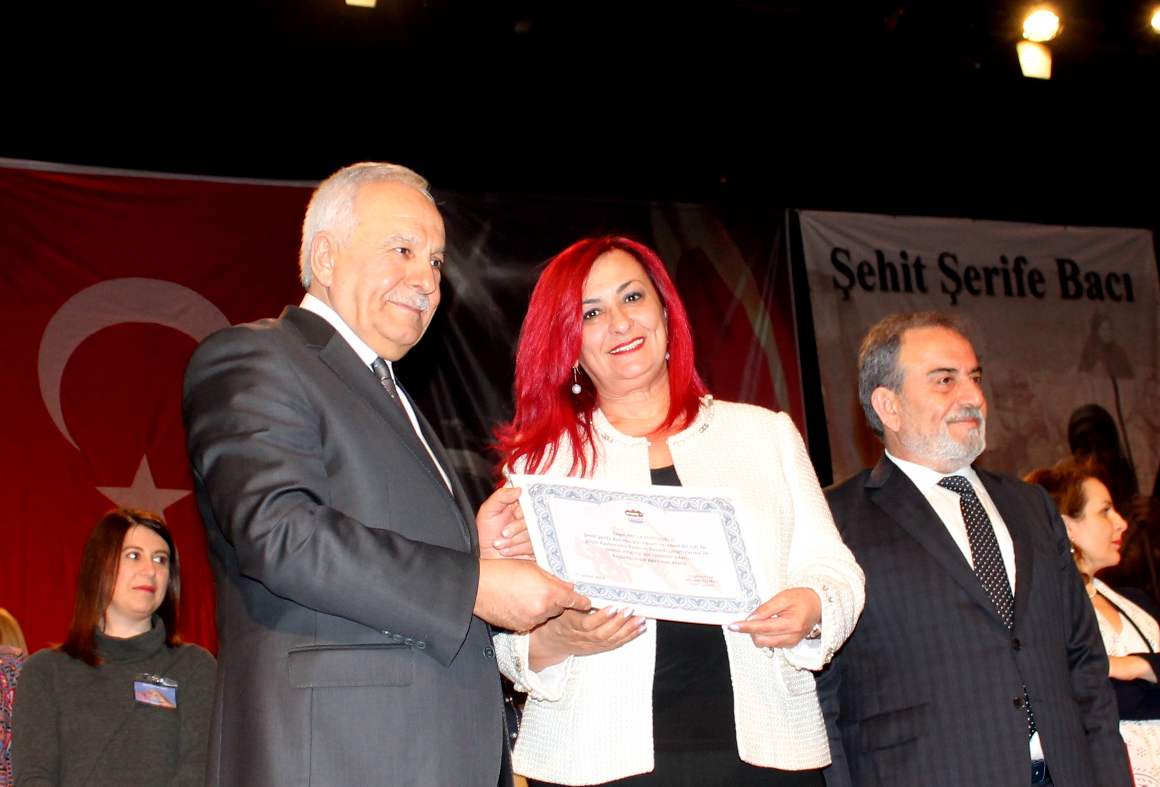 "Academic Member of Near East University Faculty of Pharmacy Assist Prof Dr Necla Tuzcuoğlu is among ""Most Successful 50 Women"""