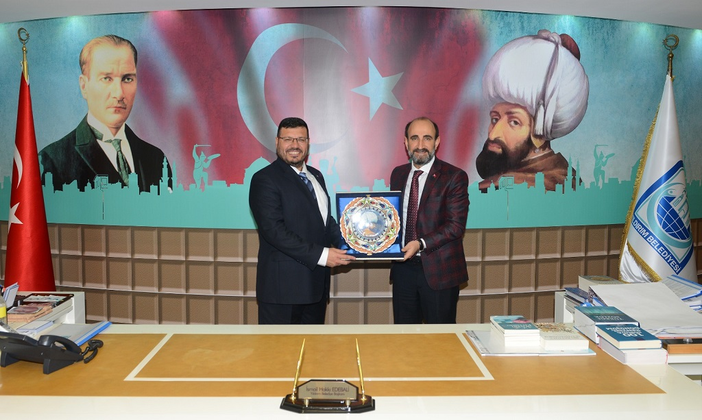 Academic Member of Near East University Institute of Social Sciences Prof. Dr. Mustafa Sağsan and Tijen Zeybek give Seminar to Municipality of Bursa Yıldırım Personnel