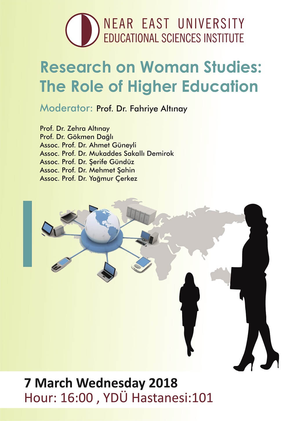 Research on Woman Studies: The Role of Higher Education