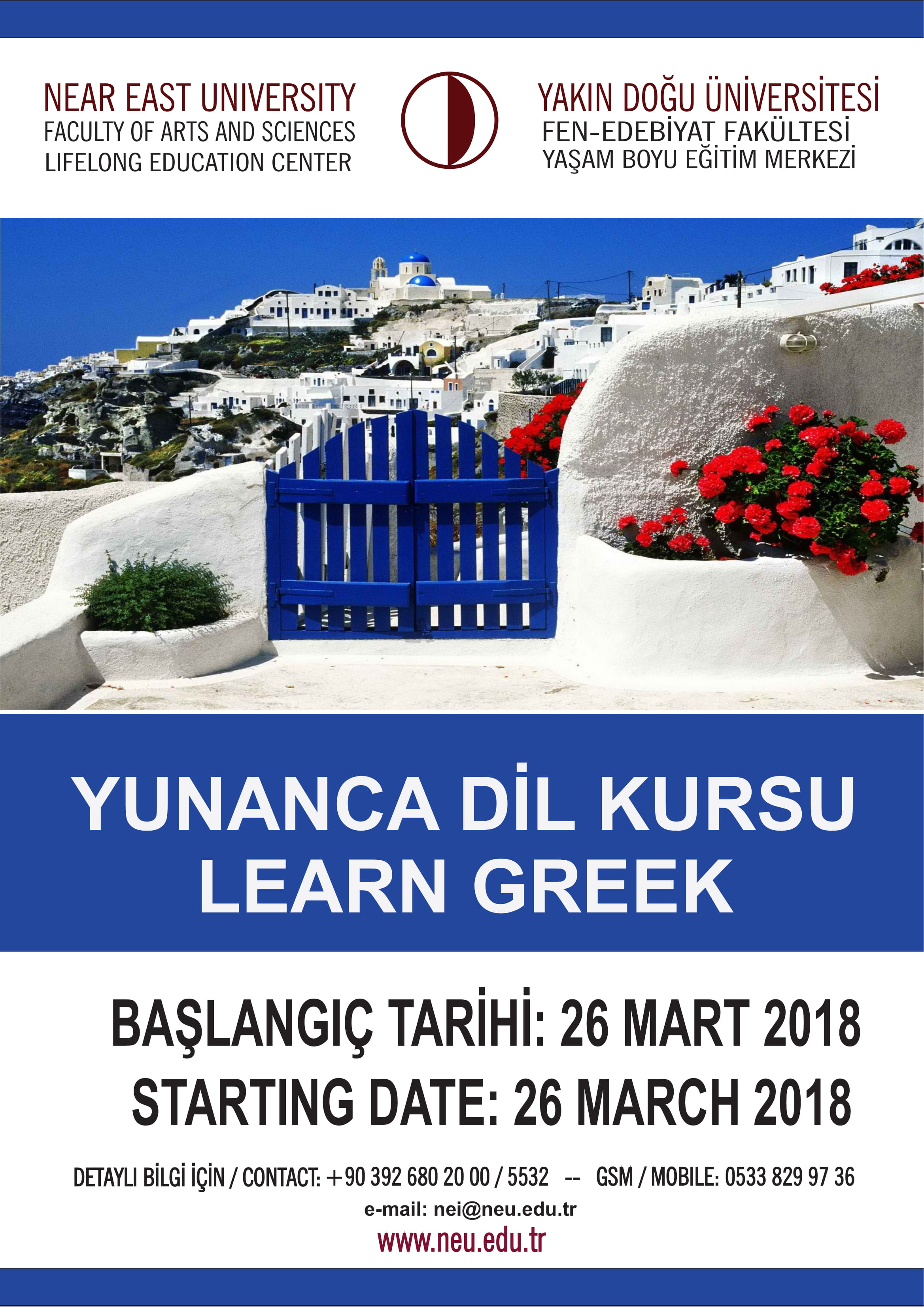 Yunanca kursu online dating