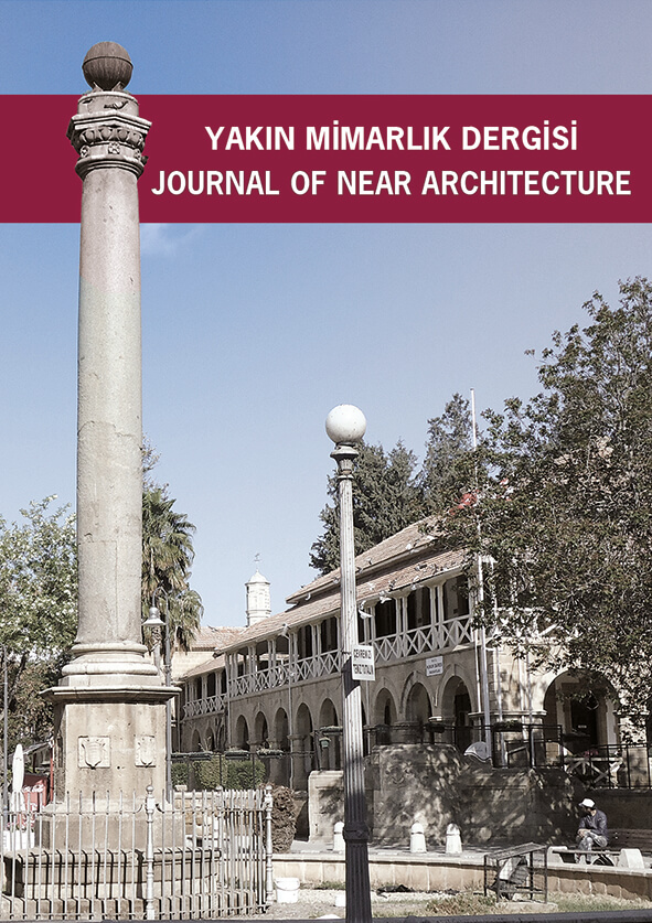 A Scientific Contribution to Architecture…2nd Journal of Near Architecture has been published