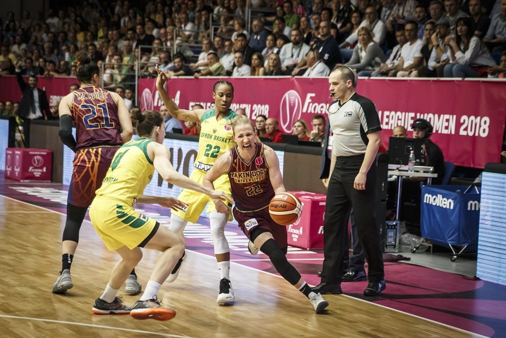 Final Chance Lost in Last Second … Near East University: 65 – Sopron Basket: 68