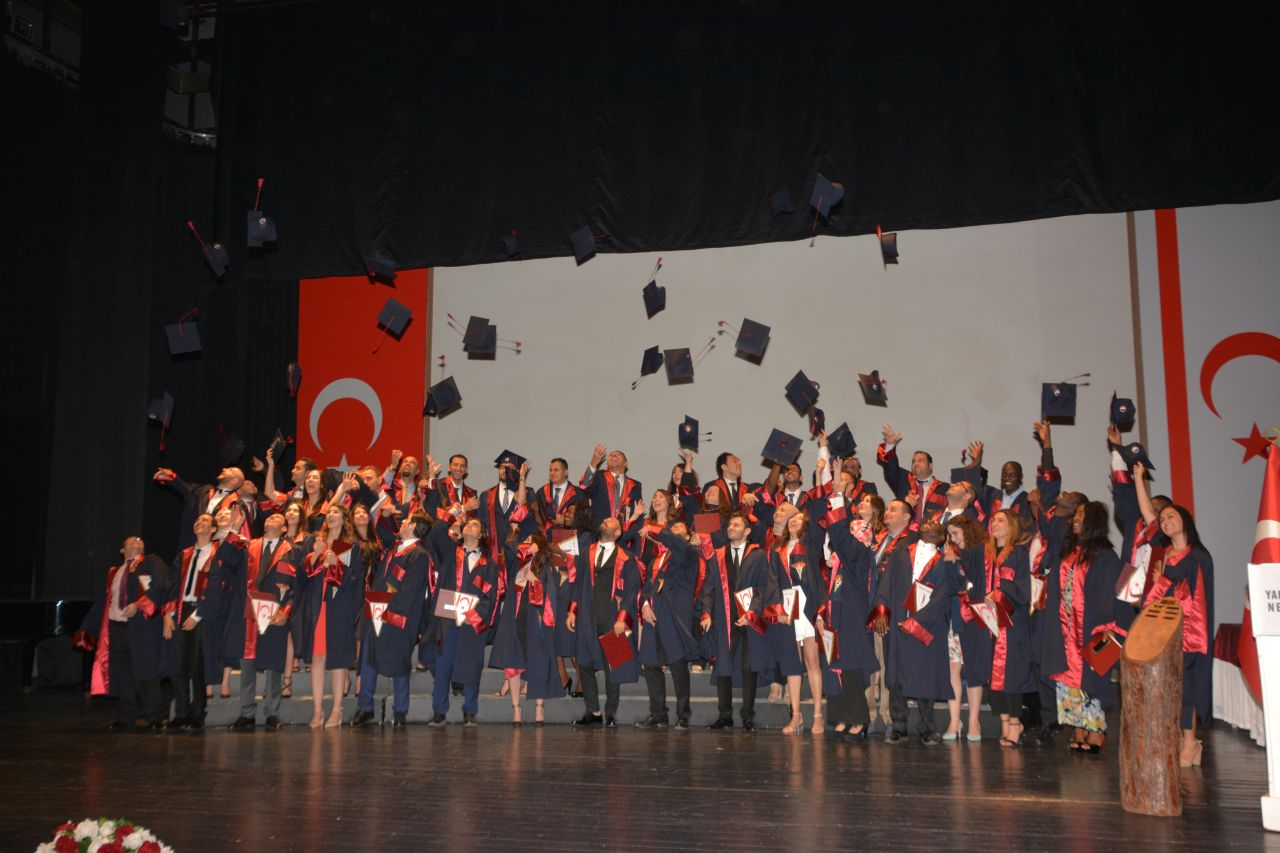 Near East University Faculty of Medicine Graduation Ceremony was realized