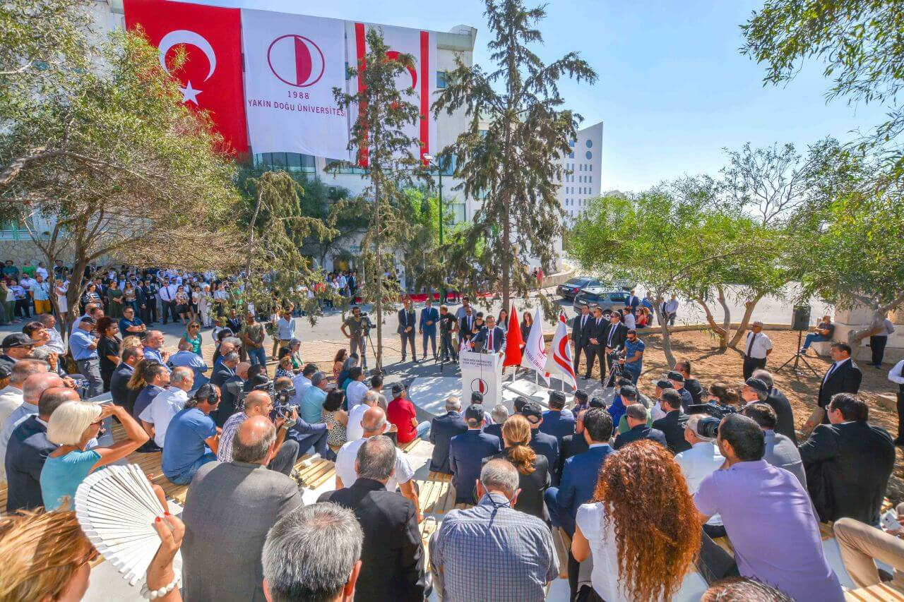 Cyprus Museum of Modern Arts opened with a grand ceremony