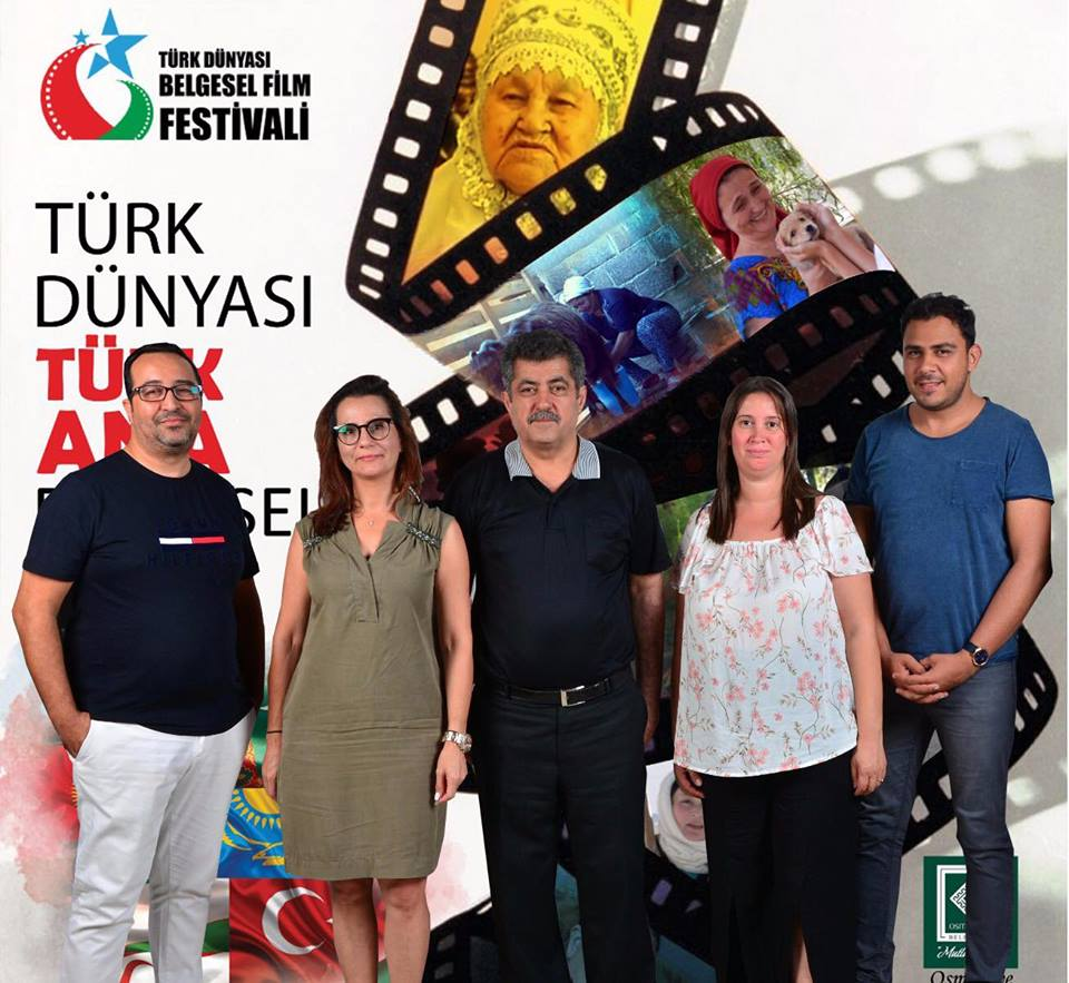 Near East University represented Turkish Republic of Northern Cyprus at the 3rd Turkish World Documentary Film Festival
