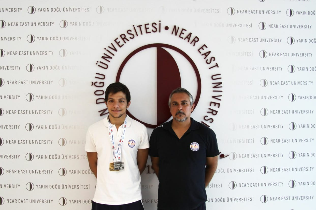 The owner of the TRNC Records Doğukan Ulaç in Turkey's Qualification Process