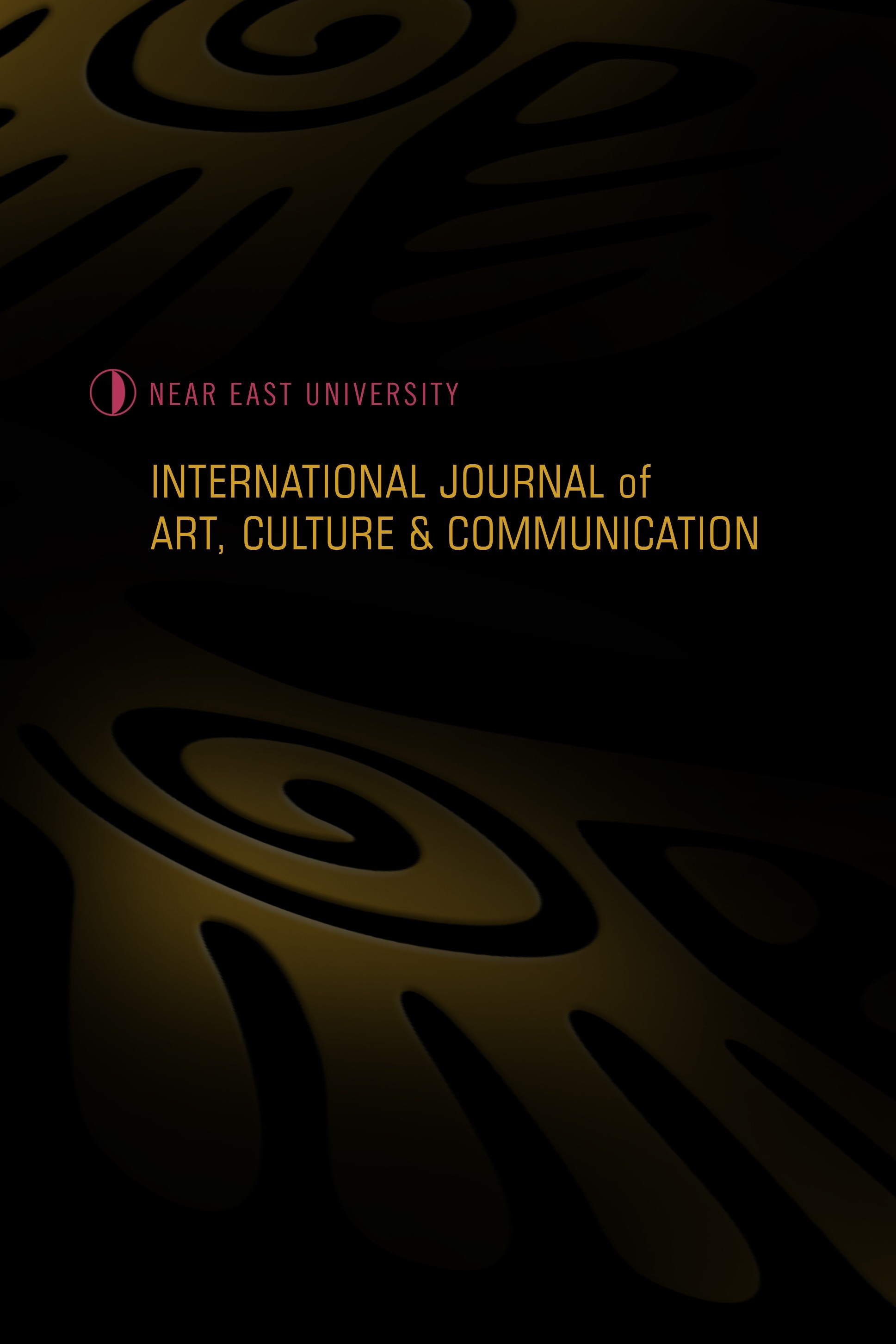 "The First Edition of the Near East University ""International Art, Culture and Communication Journal"" has been published"
