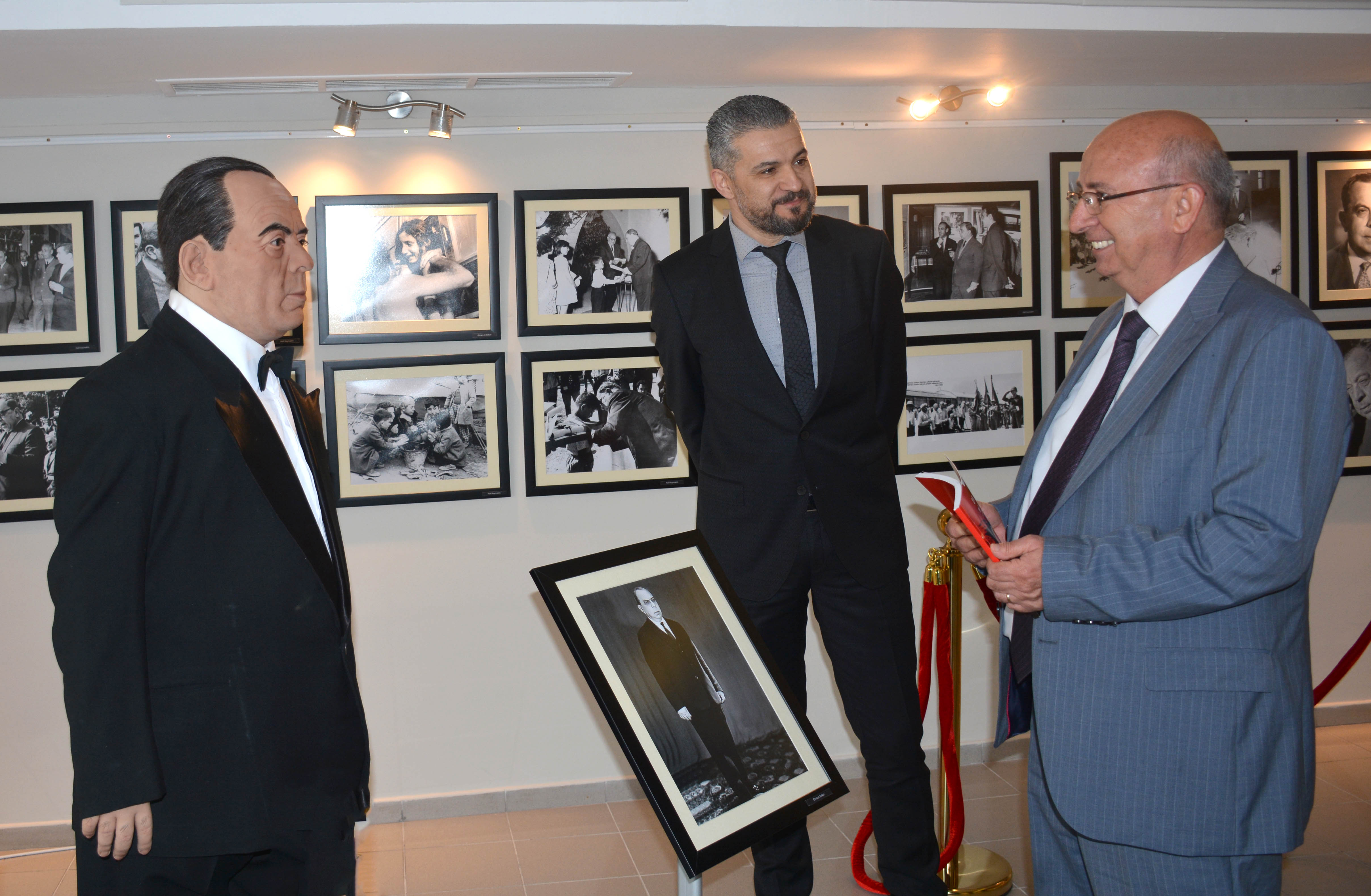 "Minister of National Education and Culture Cemal Özyiğit: ""The National Struggle of the Turkish Cypriots will be passed onto future Generations…"""